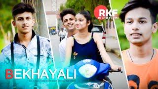 Kabir Singh : Bekhayali   Shahid Kapoor, Kiara Advani   Love Story   Rishu Creations
