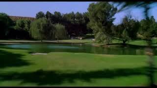Надо забивать мяч с первого удара...отрывок из фильма (Счастливщик Гилмор/Happy Gilmore)1996