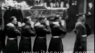 The Funeral of King George VI