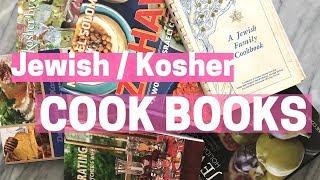 The BEST Jewish Kosher Cookbook Collection