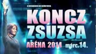 Koncz Zsuzsa Nagykoncert ARÉNA 2014.03.14. Thumbnail