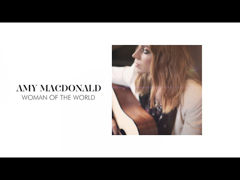 Amy Macdonald - Woman Of The World (Lyric Video)