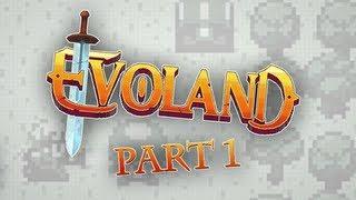 Evoland: Gameplay / Walkthrough - Part 1