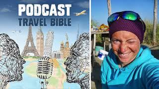 Nikola Dóžová: O cestování na kajaku a mořském digitálním nomádství