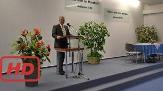 RECHACEMOS EL PODER ENGAÑOSO DEL MUNDO DE SATANAS  DISCURSO TESTIGOS DE JEHOVA *