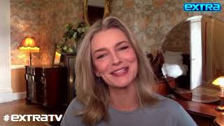 Paulina Porizkova Reacts to Being Left Out of Husband Ric Ocasek's Will, Plus: Her Take on Ageism