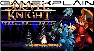 Shovel Knight Coming to Switch + NEW Treasure Trove Details!