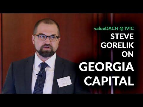 Georgia on my portfolio? Steve Gorelik (Firebird Management) explains why he likes Georgia Capital