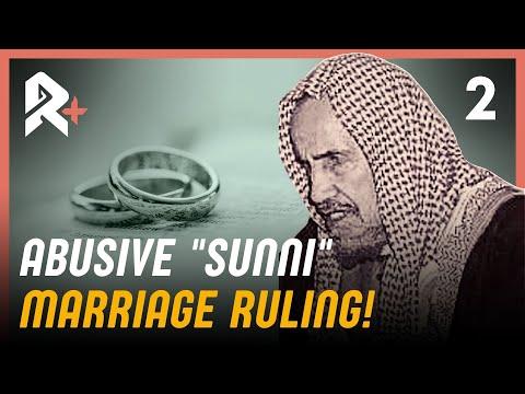 "ABUSIVE ""SUNNI"" MARRIAGE RULING! #GemsOfTheSalaf"