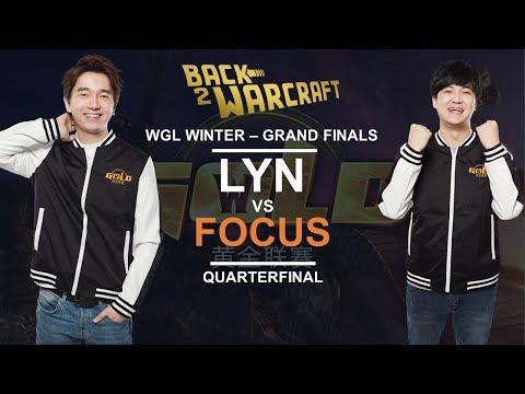 WGL:W Grand Finals 2018 - Quarterfinal: [O] Lyn Vs. FoCuS [O]