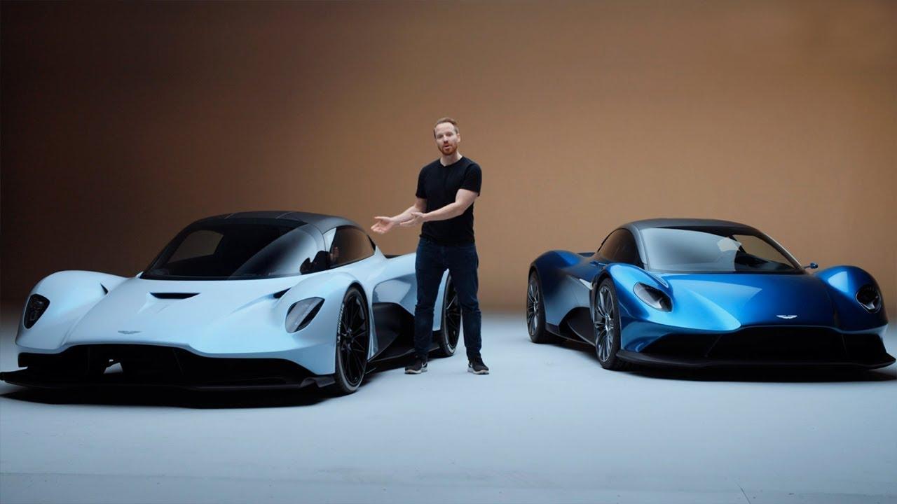 New Aston Martin >> New Aston Martin Vanquish And Am Rb 003 Aston S Ferrari Killers
