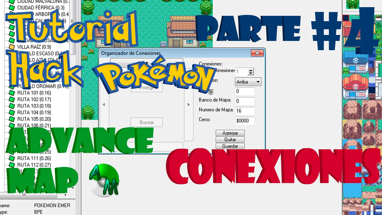 Tutorial advance map parte 4 conexiones youtube tutorial advance map parte 4 conexiones gumiabroncs Image collections