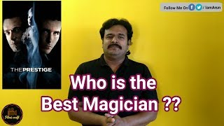 The Prestige (2006) Hollywood Movie Review in Tamil by Filmi craft