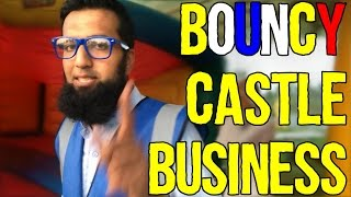 Bouncy Castle Business Idea In Pakistan
