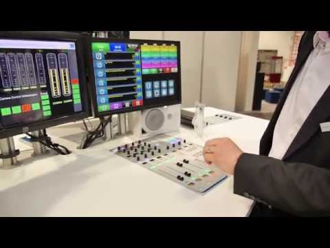 AutoMix and AutoGain - new features for the Lawo radio consoles with Software V. 5.0