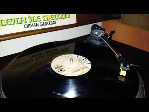 Orhan Gencebay - Öyle Bir Aşk - Plak kayıt