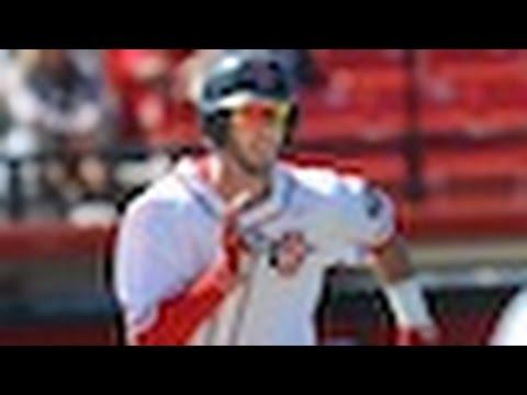 SDSU Baseball: David Hensley wins MW Player of the Week Award (4/17/2017)