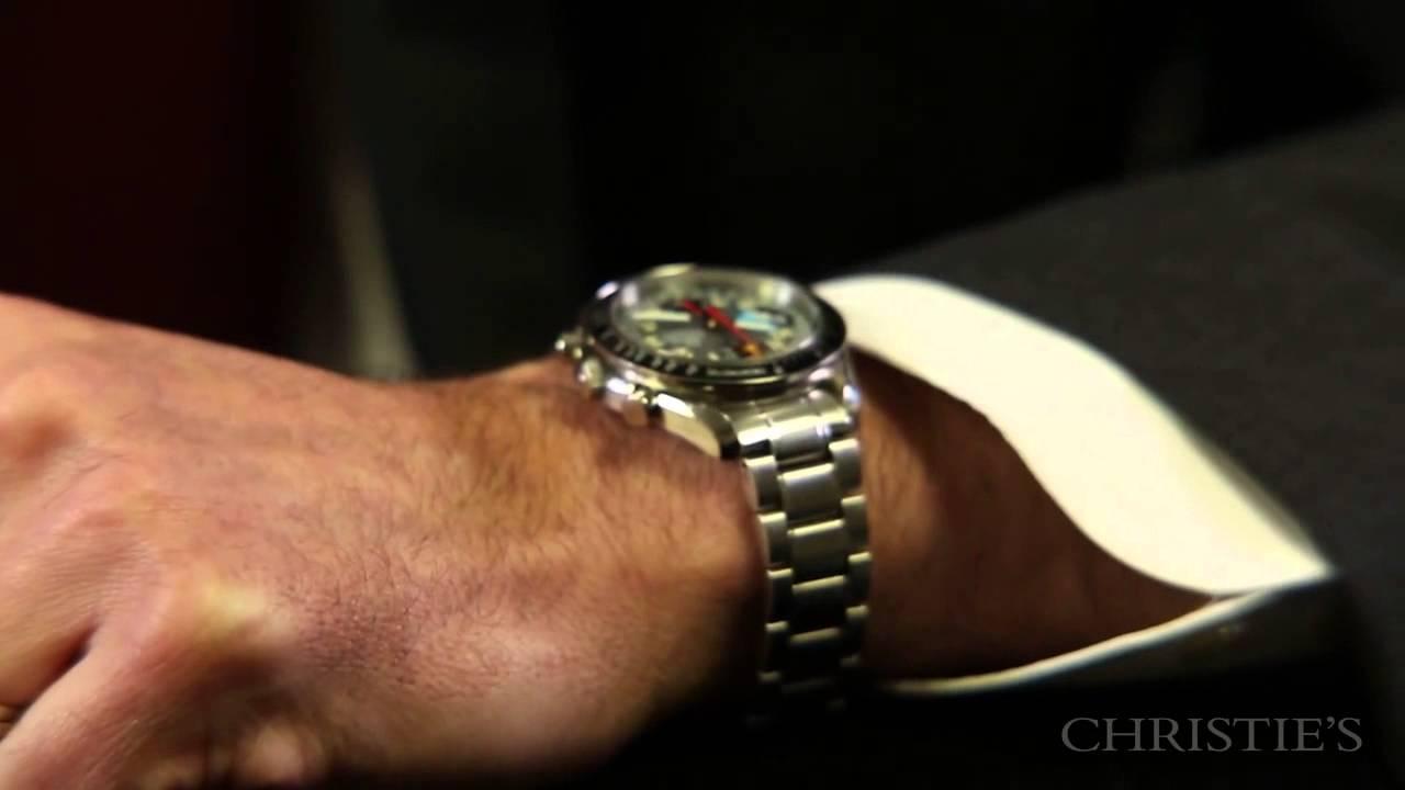 "Omega, Triple Calendar, ""Speedmaster"", Michael Schumacher ..."