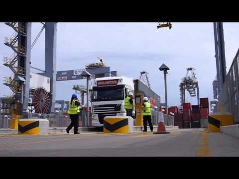 Navis N4 at DP World London Gateway