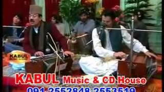 Shah Wali & Zarwali   Sawal Aw Zawab Malang Jan Kalam  III