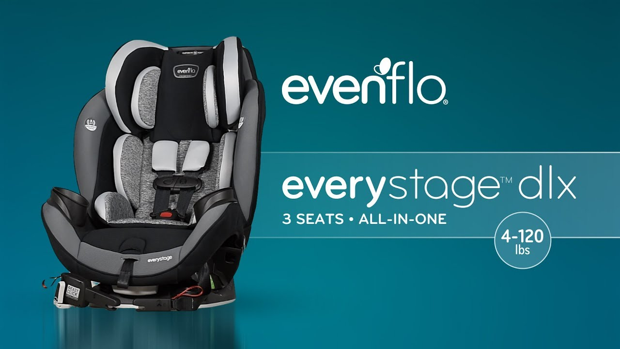Everystage All In One Convertible Car Seat