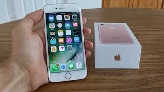 Apple iPhone 7 Unboxing!