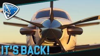 Microsoft Flight Simulator is back!