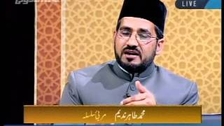 To justify persecution, can the example of Ahmadiyyat be given with Musailma Kazzab?