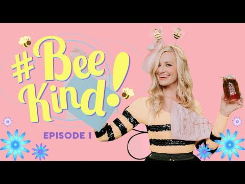 #BeeKind with Beth Behrs: The Importance of Honey Bees