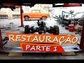 RESTAURAÇÃO OPALA - PARTE 1 - DESMONTAGEM MOTOR