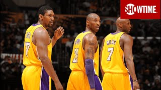 Kobe and Lamar Open Up About Ron Artest's Lakers Career | QUIET STORM | AVAILABLE NOW on SHOWTIME