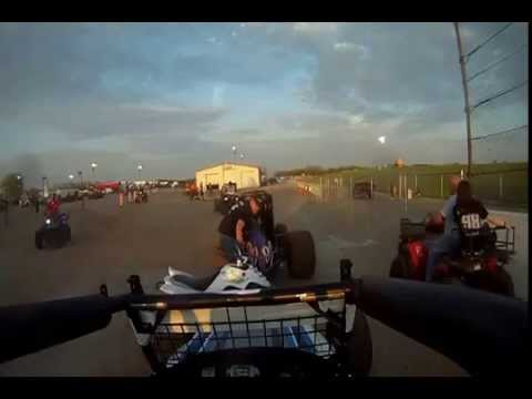Lucas Oil Speedway 5-2-2015 WAR Series Hot Laps