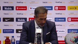 Conferencia de Prensa: Gustavo Matosas - Mexico (1) - (1) Costa Rica