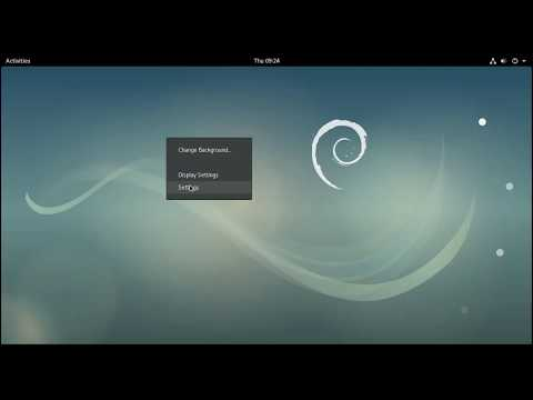 How To Install Debian 9