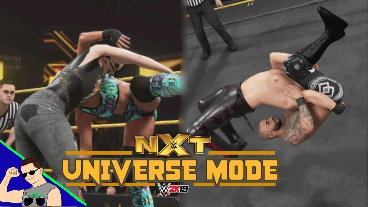 WWE 2K19 Universe Mode Episode #54 ( FLIPPIN' AWESOME & FREAKIN CRAZY)