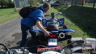 QUADVLOG #2 - JEDZIEMY QUADAMI NA MIASTO! RAPTOR 700 PRAWIE JAK MOTOCYKL!