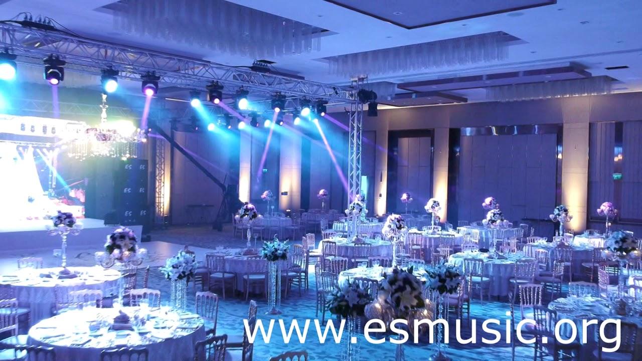 Renaissance Polat Istanbul Hotel Balo Salonu 1080p Hd Quality Youtube