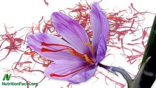 Šafrán a léčba Alzheimerovy choroby