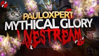 Pauloxpert X Zed X King BAE| Mobile Legends