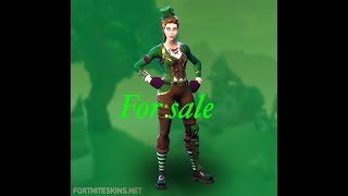 Cheap* Is this the end of fortnite Sgt green clover for sale + rare skins 20+ emotes