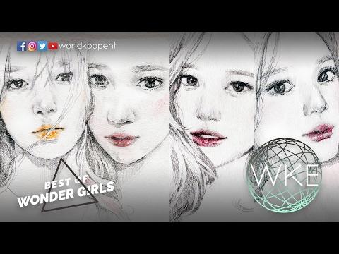 Best of Wonder Girls (2007-2017)