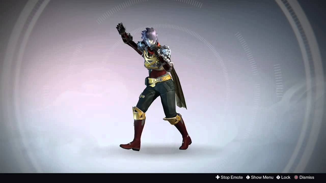 how to dance in destiny 2