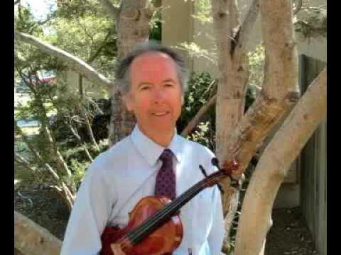 Bernard Chevalier violinist plays Bohm Introduction and Polonaise