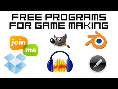 Free Programs for Game Making
