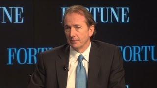 Morgan Stanley CEO: Goldman op-ed
