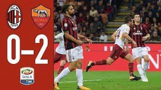 AC Milan last 70 minutes: AC Milan-Roma 0-2