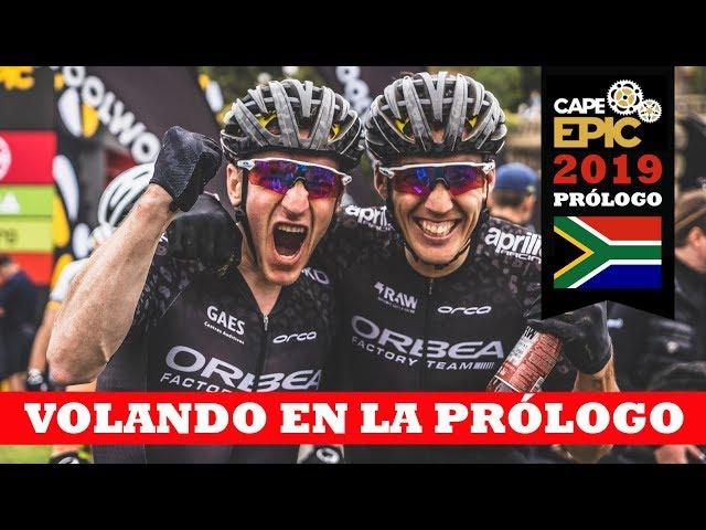 Etapa Prólogo - Cape Epic 2019 | Ibon Zugasti