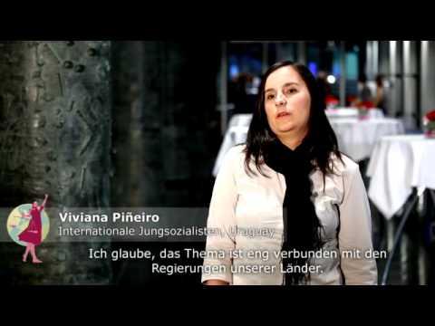 Zeit für Gerechtigkeit: Interview mit Viviana Piniero