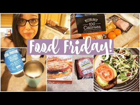 food-friday-|-what-i-ate-weight-watchers-smart-points!-|-3/27