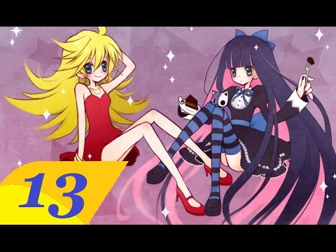 Panty And Stocking With Garterbelt Episode 13 English Dubbed (END)